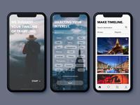 Trio_making travel timeline