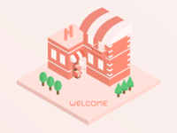 Welcome to my place @Dribbble