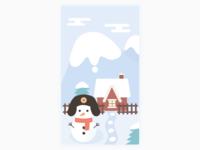 Happy Winter : )