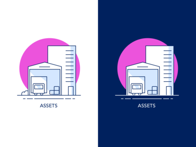 Assets Icon