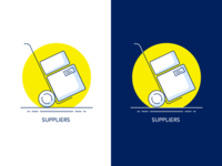 Suppliers Icon
