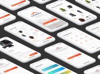 OGREPH Outdoor Shopping App