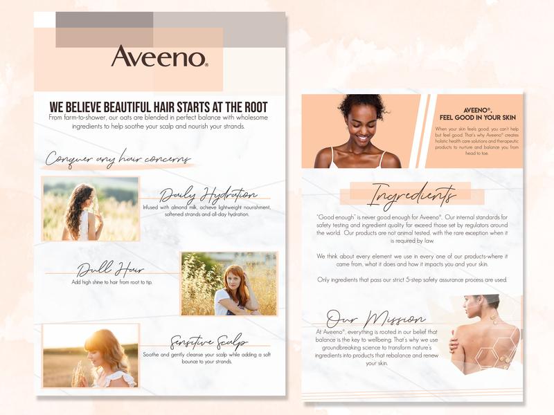 Lorikeet for Aveeno aveeno photography website builder design ux typography ui branding web  design web graphic design dribbble illustration
