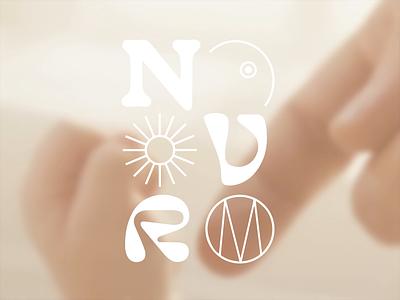 NVR Clothes logo brand identity logo design animation logotype vintage branding logo