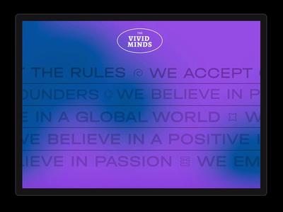 Vivd Minds Blog