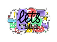 Let's Talk Illustration