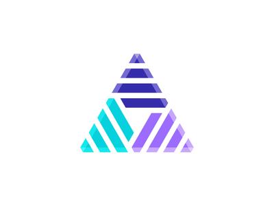 A triangle monogram