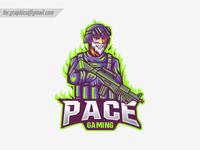 Pace Gaming Logo