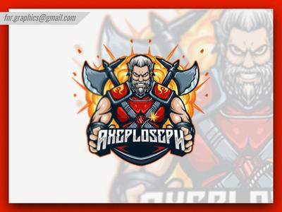 Axeploseph Esport Logo