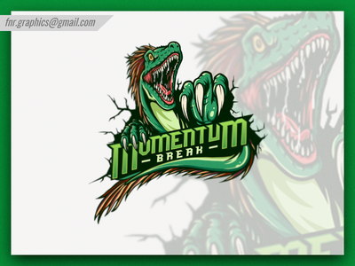 Momentum Break 2 Esport Logo