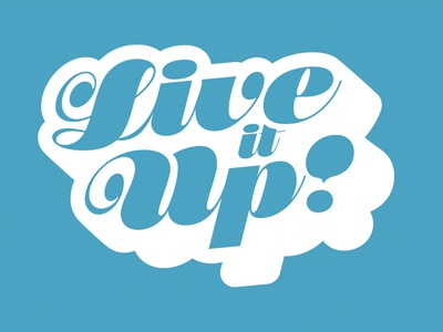 Live it Up live it up logo clothing