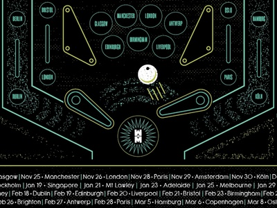 Pinball Poster