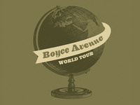 Boyce Avenue World Tour