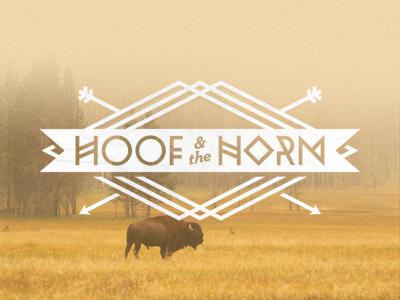 Hoof horn