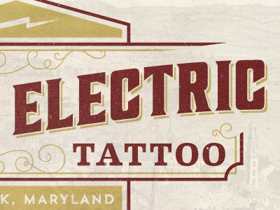 Classic electric
