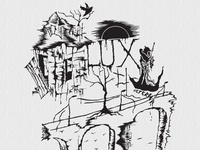 "Illustration fragment ""Lux Aeterna"""