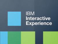IBM Interactive Experience Branding