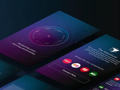 Cognitive Mobility Assistant interface design mobile ai