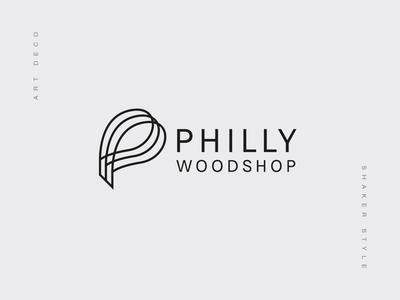 Philly Woodshop Logo