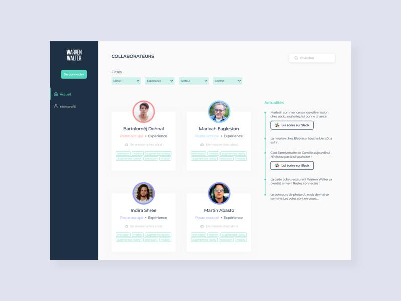#Design Sprint - Dashboard tool sketch crm exploration design ui flat dashboard