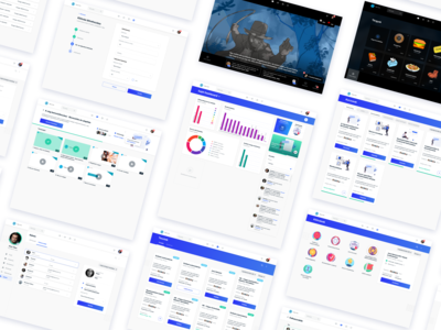 UX & UI redesign for a gamification tool
