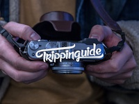 TrippingGuide logo Wip