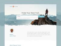 Trail finder Concepte