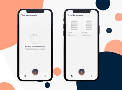 Documents - iOS App
