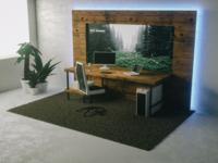 Dream Workspace #1 - Conept