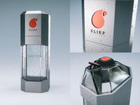 Slirp Bottle - Concept