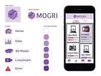 Mogri App Concept
