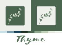 Thyme Icon