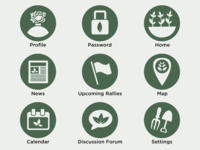 Thyme Icon System