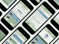 Thyme App Design