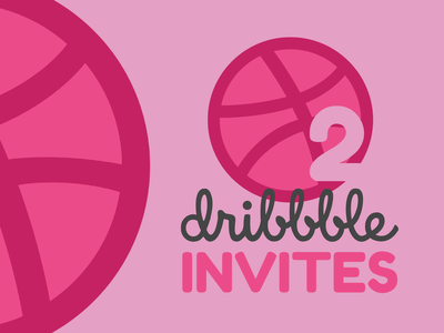 Dribbble Invites adobe illustrator graphic designer graphic  design invites giveaway invites dribbble dribbble invites dribbble invite