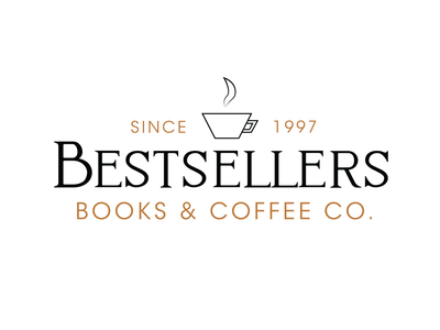Bestsellers Re-branding Concept local local business established bookstore logo cafe logo cafe bookstore branding concept brand concept re-branding concept re-branding re-brand branding typography logo illustration adobe illustrator design vector