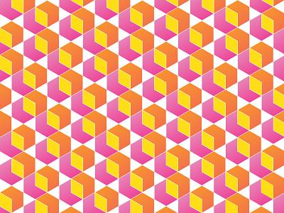 Four Color Pattern adobe illustrator