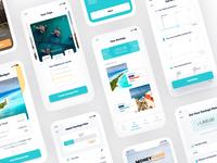 Fintech + Travel App