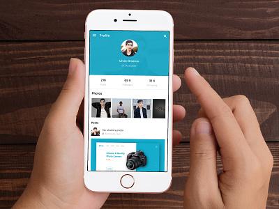 Iphone 6, 7, 8 Mobile app iphone x iphone 7 kit app design material design ux ui mobile design apple mobile app app iphone