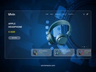 Webdesign on Smart Window Display
