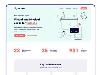 Tutuka minimalism website illustration artdirection studio czechdesign ux design ui sdmk