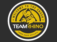 Patch Design 01 for Team Rhino BJJ
