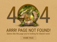 404 - Page not found / Titan Quest