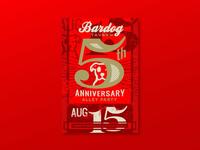 Bardog Tavern Poster