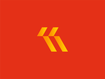 K logo icon symbol