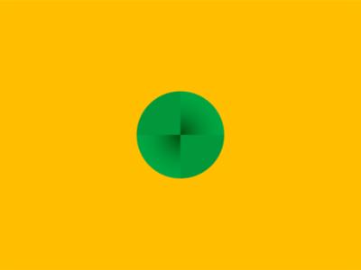 O logo icon symbol