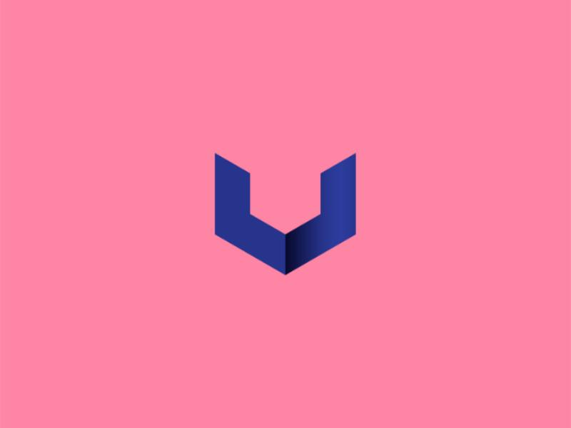 U logo icon symbol