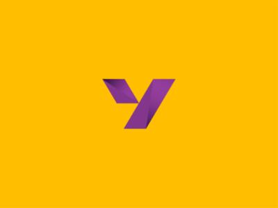 Y logo icon symbol