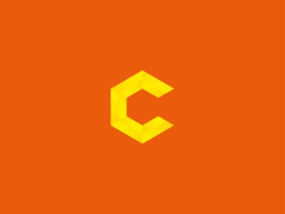 C logo symbol icon