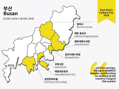 Busan 2018 Landscape